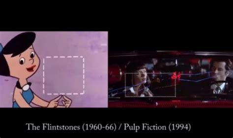 quentin tarantino visual film references quentin tarantino s movie references neatorama