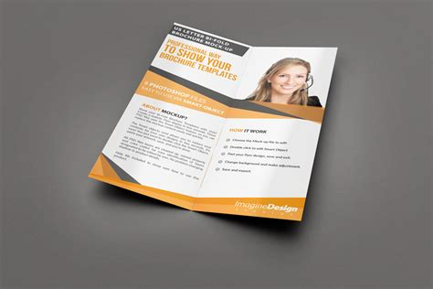 Half Fold Brochure Templates Professional And High Quality Templates Half Fold Brochure Template Powerpoint
