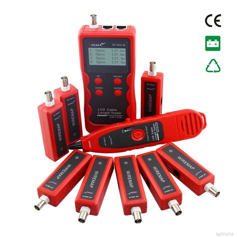 Best Quality Nf Roundhand Saleee top quality nf 868w lan tester lan cable tester utp cable