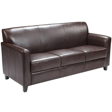 home decorators gordon sofa home decorators collection gordon blue leather sofa