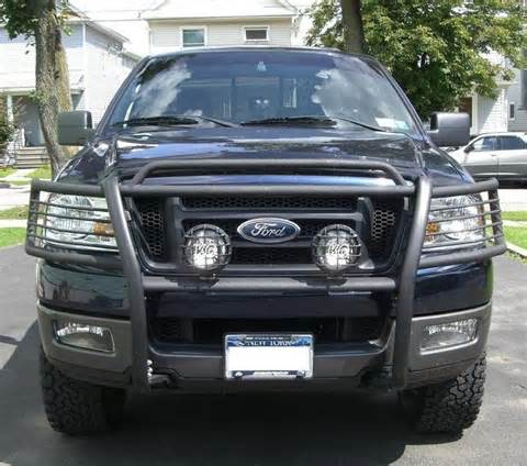 Ford F150 Grill Guard Grille Guard Ford F150 Forum