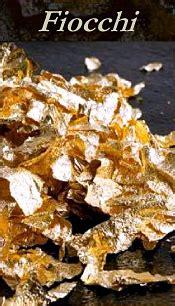foglio oro alimentare oro alimentare in foglia
