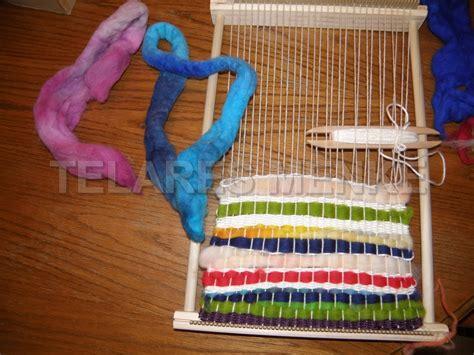 modelo de tejido para ninos aprender manualidades es facilisimo telares telares menke