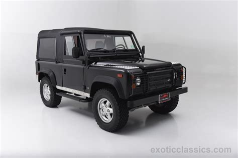 1995 land rover defender 1995 land rover defender 90 exotic and classic car