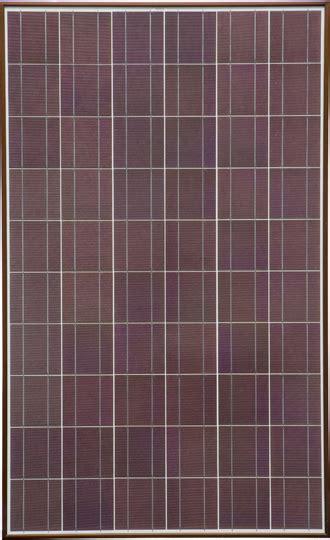 Solar Color solar module standard pv module lof solar color solar cell