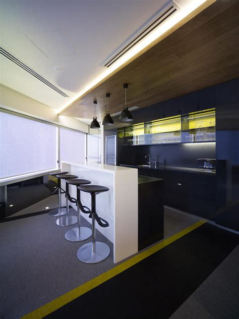 Pantry Headquarters by Dla Piper S Office By Woods Bagot Perth Australia