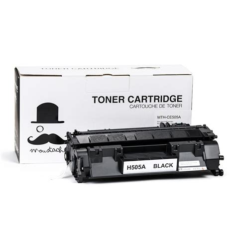Toner Printer Hp 05 A Original moustache toner ce505a review 123inkcartridges canada
