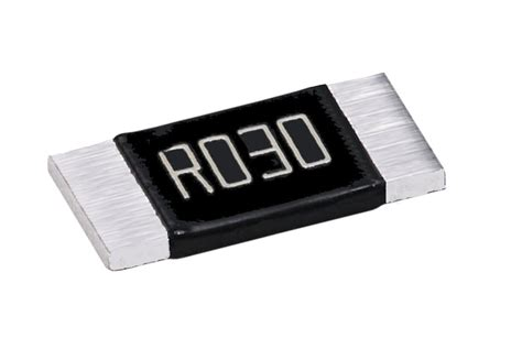 panasonic shunt resistor ultra low ohm metal chip resistors