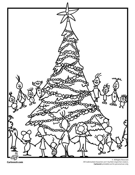 grinch coloring page how the grinch stole coloring pages coloring home