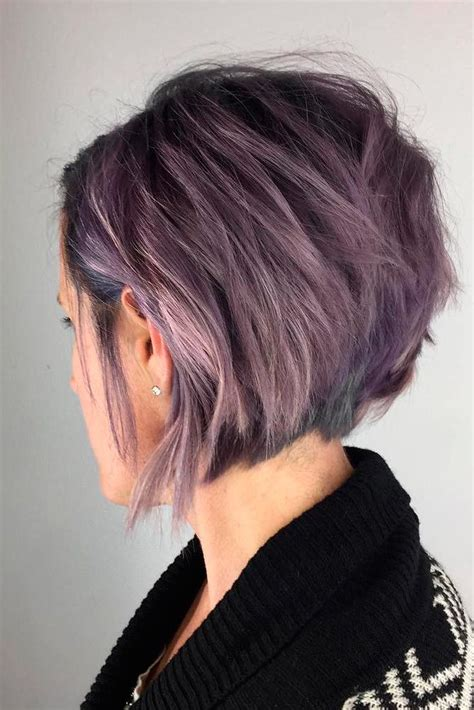 modified bob hairstyle gallery messy inverted bob hairstyles www pixshark com images