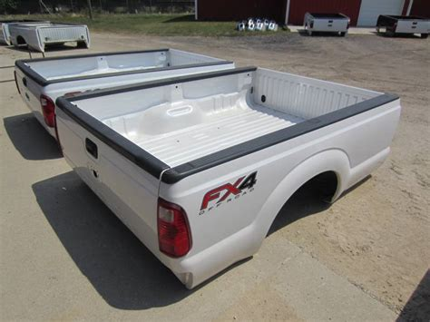f250 bed new 11 16 ford f 250 f 350 super duty pearl white 8 long bed truck bed dick s auto