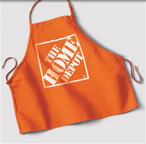 home depot my apron