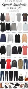 Back To School Wardrobe by Back To School Wardrobe 35 Fashion How Tos