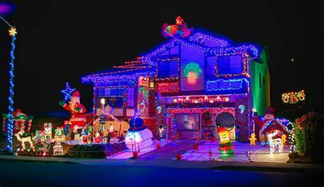 amazing lights on houses amazing house light displays