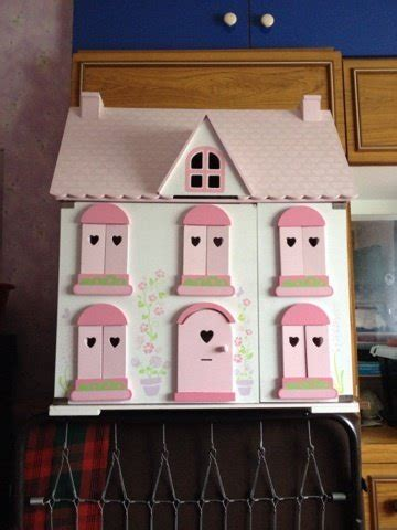 early learning centre dolls house furniture wooden dolls house from elc for sale in clondalkin dublin from lisa rothwell