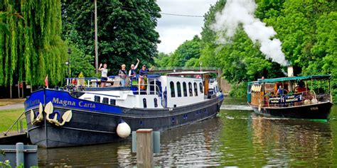 lady teal hotel boat four in a bed explore the english countryside with river cruises in