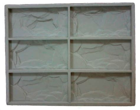 Cement Decorative Molds by Polyurethane Molds For Concrete Plaster Wall Cement