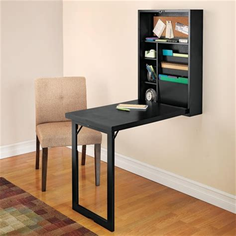 Small Fold Up Desk Small Space Fold Away Desk Home Sweet Home