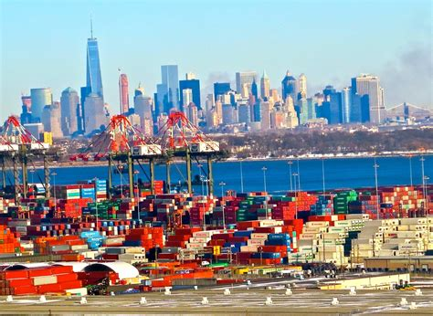 new york port u s ports modernize while water supply and quality