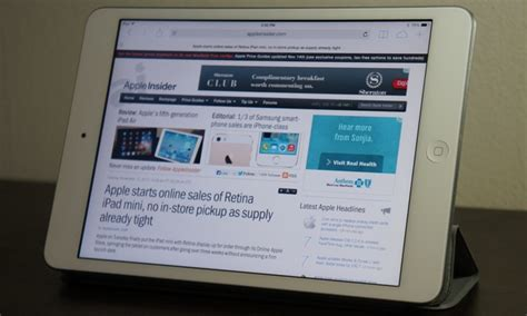 Mini 2 Retina Second review apple s second generation mini with retina display discussions on