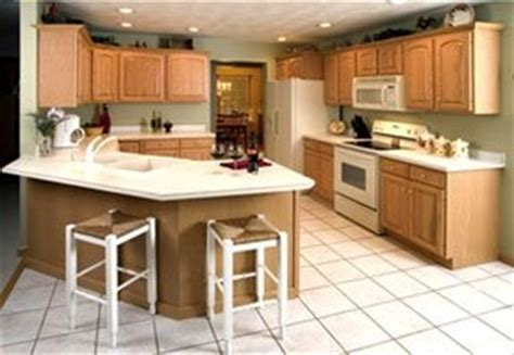 Solid Wood Unfinished Kitchen Cabinets for Homeowners and