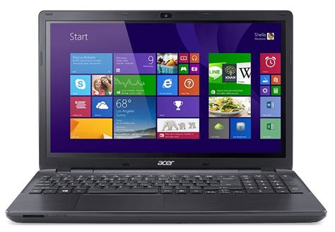 Laptop Acer Aspire E15 acer aspire e15 notebookcheck net external reviews