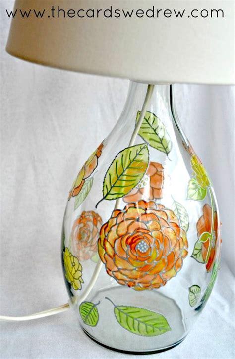 Diy Wine Bottle Vases Craftionary