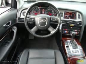 2007 Audi A6 Interior 2007 Audi A6 4 2 Quattro Sedan Dashboard Photos Gtcarlot