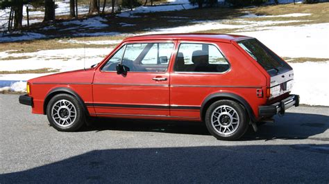 volkswagen rabbit 2 door 1984 volkswagen rabbit gti 2 door t105 indianapolis 2009