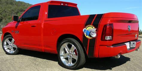 2014 Ram Stripe Kit   Autos Post