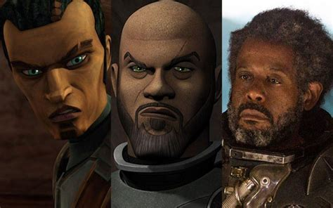 forest whitaker star wars forest whitaker to reprise quot rogue one quot role as saw gerrera