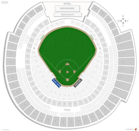 rogers centre floor plan roger center seat chart rogers centre end stage seating