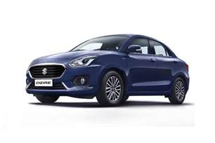 Maruti Suzuki India Cars New Maruti Dzire 2017 Price Specifications Mileage Interior