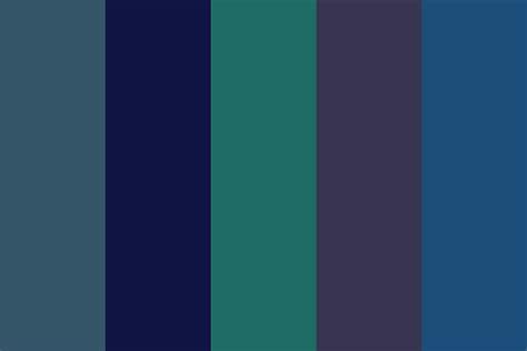 color of sadness tears of sadness color palette