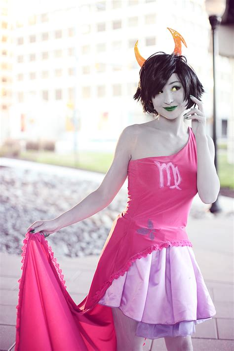 Kanaya Dress homestuck kanaya yellow dress images