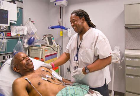 Emergency Room Technician by Va Helps Medics Transition J Peters Va