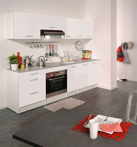 t駘駑atin cuisine meuble bas de cuisine contemporain 80 cm 2 portes blanc