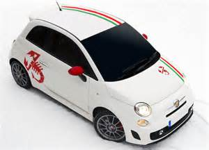 Abarth Stripes Abarth Scorpion Decals Source In The Us