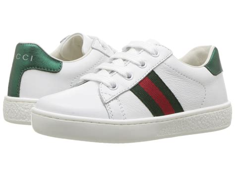 gucci sneakers for toddlers gucci new ace sneakers toddler at luxury zappos