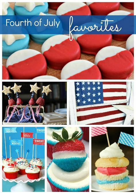 fourth of july favorites the favorite fourth of july crafts and recipes