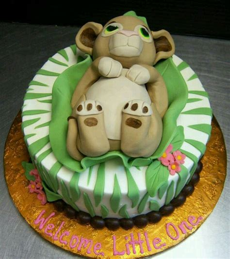 Nala King Baby Shower by King Destiny S Baby Shower Cake Ideas For Baby