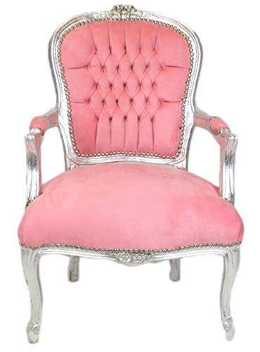 barock stuhl rosa casa padrino barock salon stuhl baby rosa silber