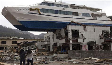 imagenes tsunami japon 2013 noticia fotos el antes y el despu 233 s del terremoto de jap 243 n