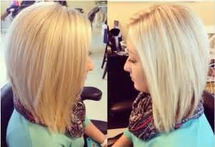 angled layered medium length haircuts great mid length angled bob hairstyles pinterest