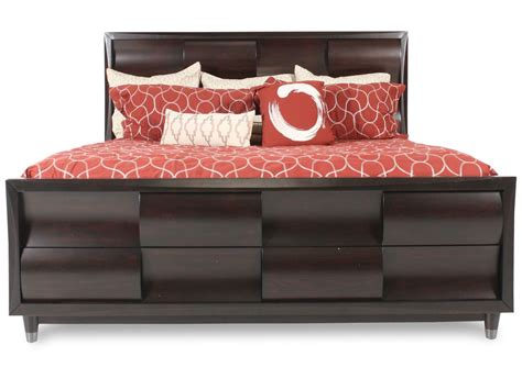 magnussen home fuqua bed mathis brothers furniture