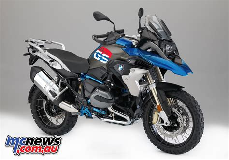 2017 bmw r 1200 gs rallye aussie developed mcnews au