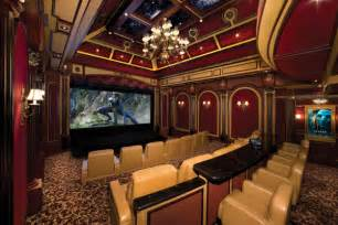 Home Theater Design Miami by Lavish 2 Story Home Theater In The Cayman Islands Homes