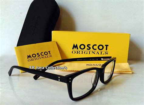 Harga Kacamata Merk Moscot jual frame kacamata moscot kotak new trendy a r jaya