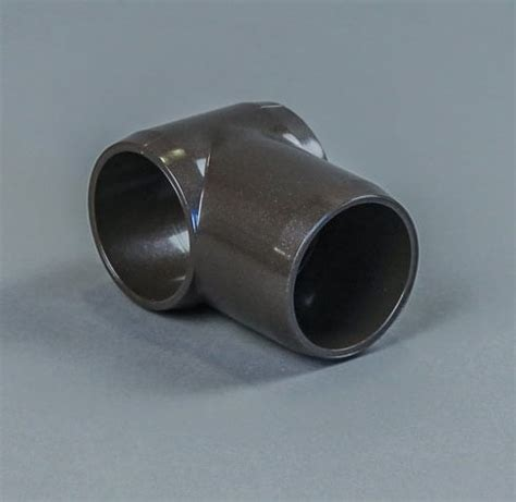 Pvc Furniture Fittings by 1 Quot T L Furniture Grade Pvc Fitting C And S Plastics