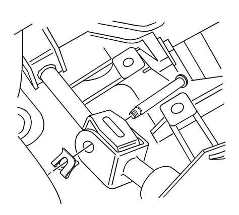 Repair Instructions Shift Control Linkage Replacement